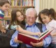 أهمية وجود الأجداد في حياة الأطفال
