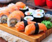 إحذر الديدان الطفيلية في أكلة السوشي