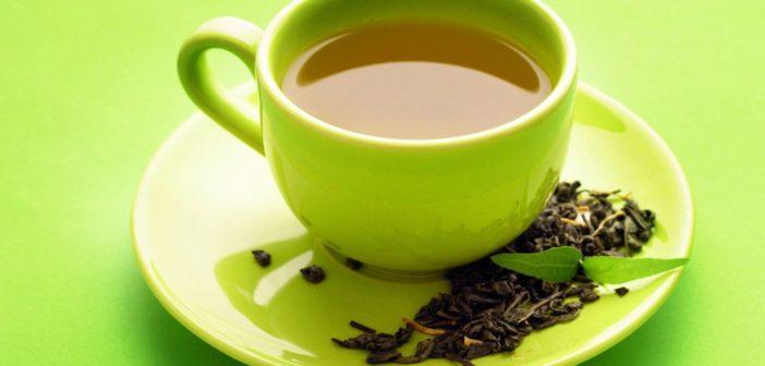 الشاي الأخضر -2