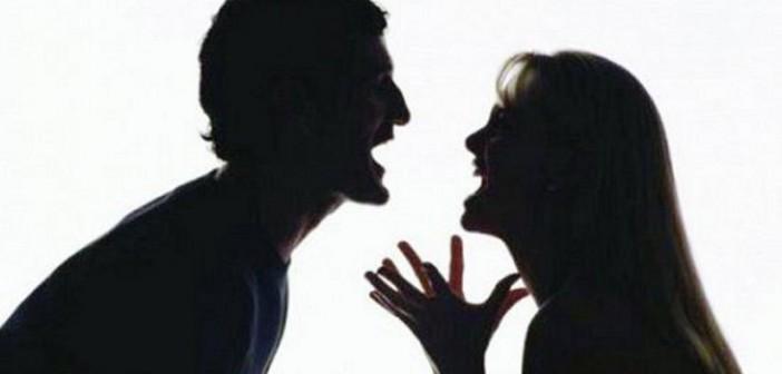 المشاجرة مع الزوج