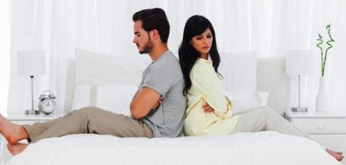 تأثير الحالة النفسية على الممارسة الزوجية