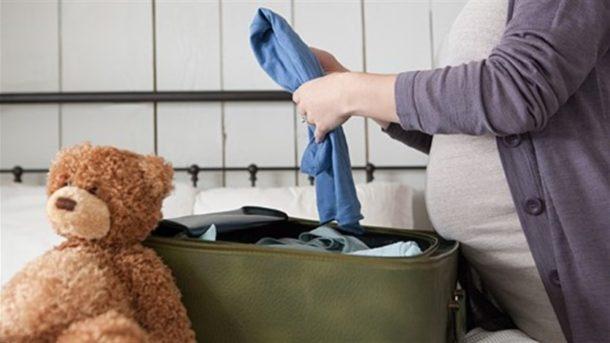 تحضير حقيبة الولادة الخاصة بكِ والخاصة بمولودكِ