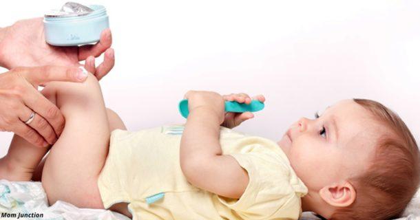 سبب غير متوقع لإلتهابات الحفاضة لدى طفلك !
