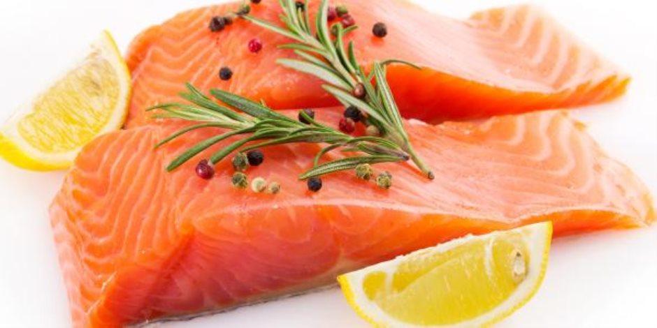 تعرف على فوائد سمك السلمون المدهشة !