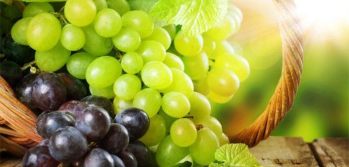 فوائد مدهشة للعنب على صحتك