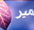 """معنى اسم """"سمير"""" وصفات حامل الاسم Samir"""
