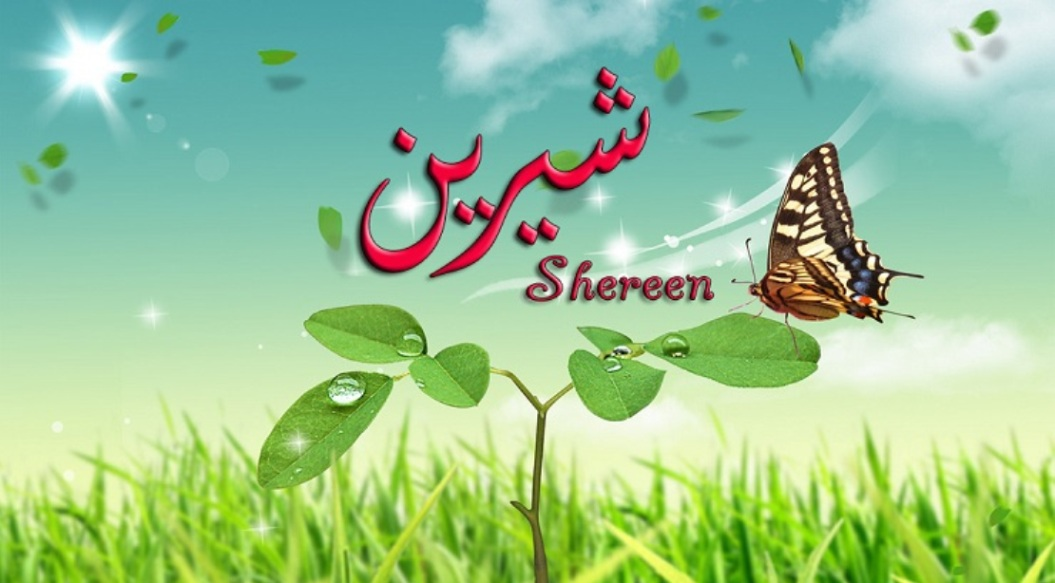 """هذا هو معنى اسم """"شيرين"""" وهذه وصفات حاملة الاسم Sherin"""