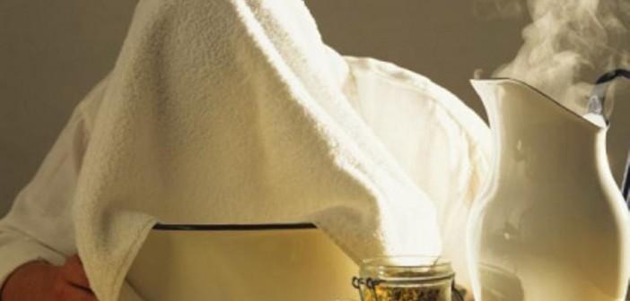 هذه هي أنجع طريقة لتنظيف البشرة بواسطة البخار فقط