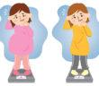 هل زيادة الوزن أثناء الحمل سلبي؟
