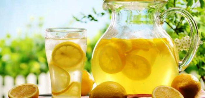 10 أسباب ستجعلك تشرب عصير الليمون - Lemonade