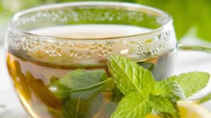 2- الشاي الأخضر