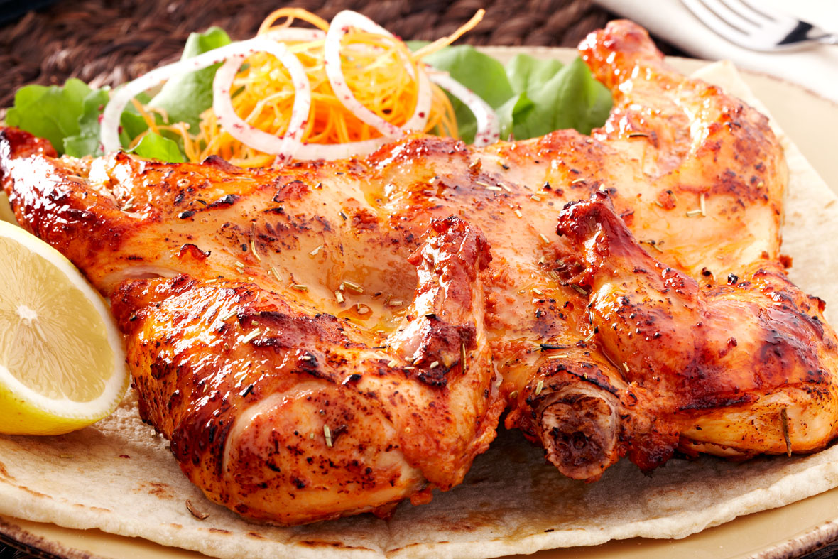 دجاج-مشوى-بالعسل